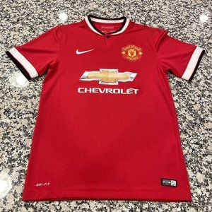 Manchester United Official Socer Jersey